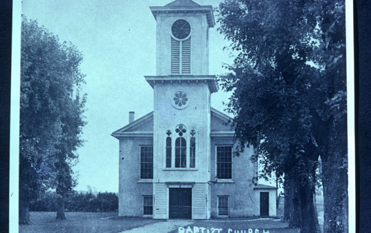 Baptist Church b. 1840 – 55 East Main Street