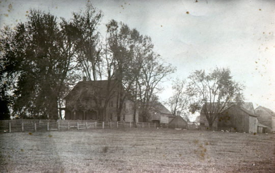 Benjamin Kain Farm – South Locust and Main Street