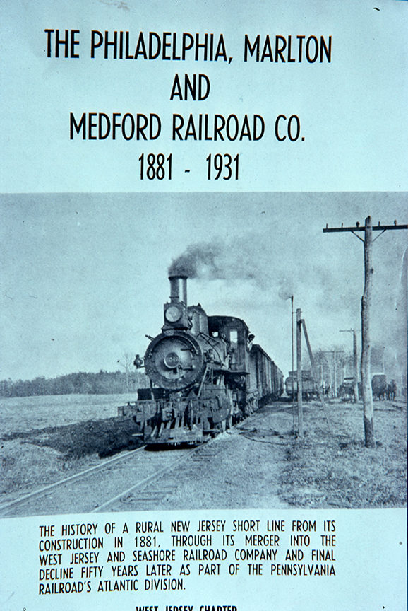 Cover of Railroad Booklet