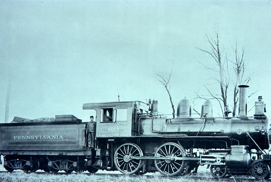 Trains carried passengers, mail, food for livestock, coal, ice, building materials and numerous other items. Milk and marl were important sources of revenue for Evesham residents and were shipped by train.