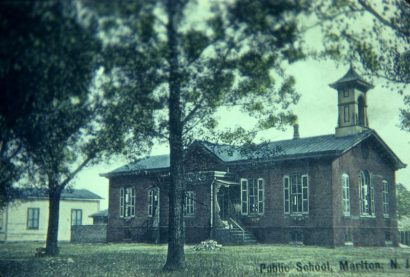 Old Marlton School - Old
